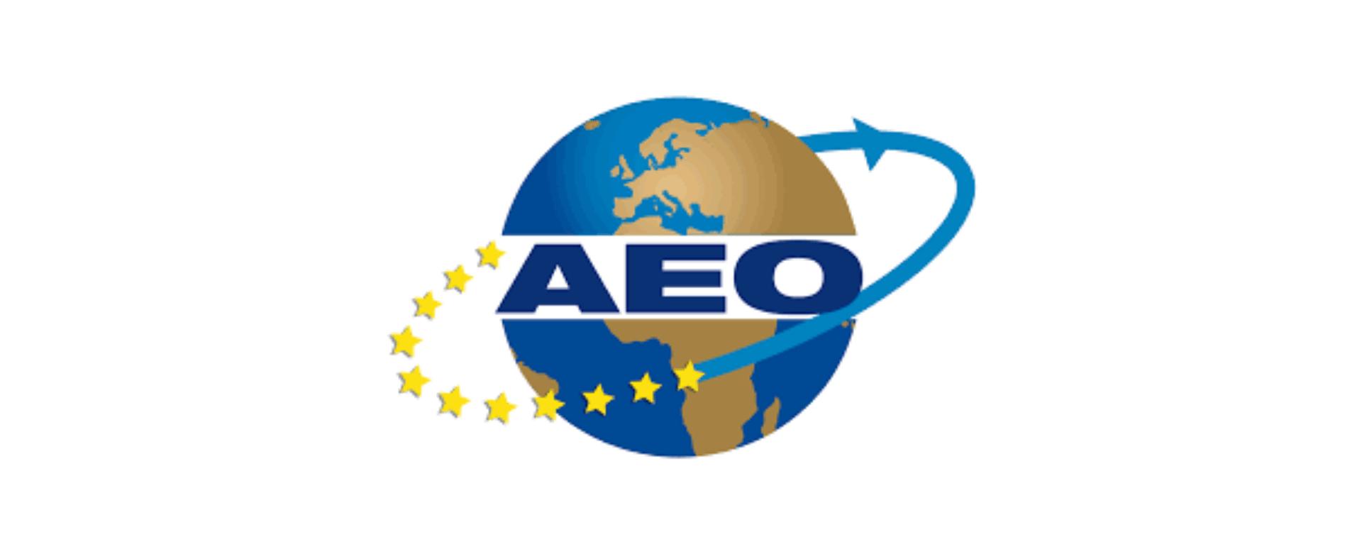 AEO status Transagent